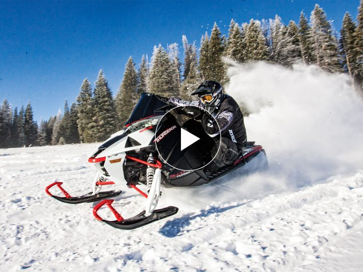 Arctic Cat 2017 ZR Intro