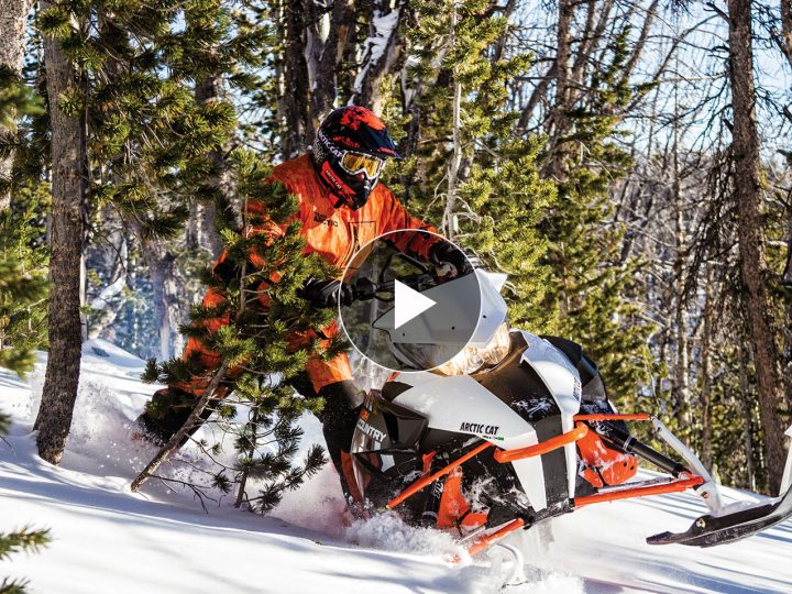 Arctic Cat 2017 XF Intro