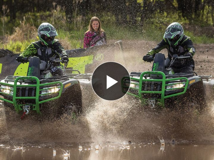 Arctic Cat 2016 Competition Introduction